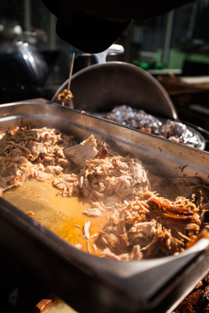 Pig roast company Romsey